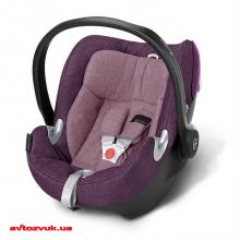 Кресло Cybex Cloud Q PLUS Princess Pink-purple 516110027