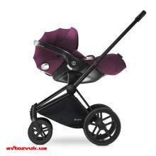 Детское автокресло Cybex Cloud Q PLUS Princess Pink-purple 516110027, Фото 2