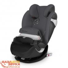 Кресло Cybex Pallas M-fix Phantom Grey-dark grey 516134011