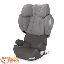 Кресло Cybex Solution Q2-fix Plus Manhattan Grey-mid grey 516144023