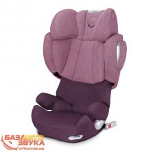 Кресло Cybex Solution Q2-fix Plus Princess Pink-purple 516144025