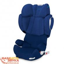 Кресло Cybex Solution Q2-fix Plus Royal Blue-navy blue 516144021
