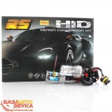 Комплект ксенона RS H3 6000K Slim Xenon 35W
