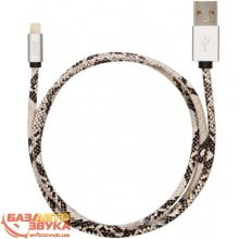 iPhone/iPod/iPad адаптер JUST Unique Lightning USB Cable Snake (LGTNG-UNQ-SNK), Фото 2