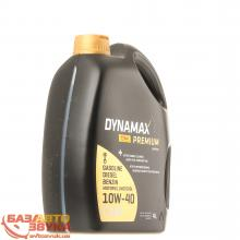 Моторное масло DYNAMAX PM UNI PLUS 10W40 4л, Фото 3
