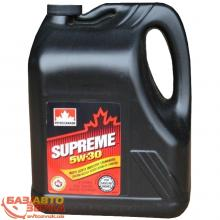 Моторное масло Petro-Canada SUPREME 5W-30 4л