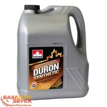 Моторное масло Petro-Canada DURON SYNTHETIC 5W-40 4л