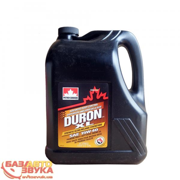 Моторное масло Petro-Canada DURON XL SYNTHETIC BLEND 10W-40 4л: отзывы, характеристики и фото