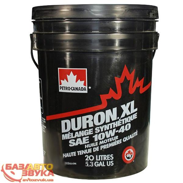 Моторное масло Petro-Canada DURON XL SYNTHETIC BLEND 10W-40 20л: отзывы, характеристики и фото