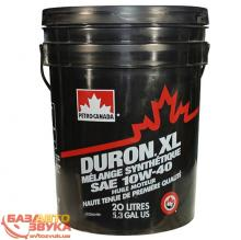 Моторное масло Petro-Canada DURON XL SYNTHETIC BLEND 10W-40 20л