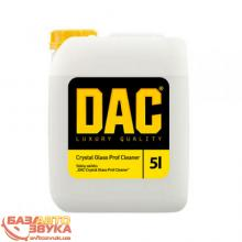 Очиститель DAC Crystal Glass Prof Cleaner 5л