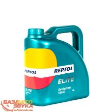 Моторное масло REPSOL Elite Evolution 5W40 4л
