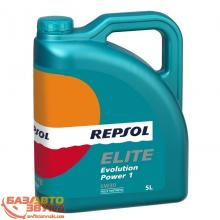 Моторное масло REPSOL Evolution Power 1 5W30 5л