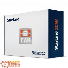Модуль CAN, GSM, GPS Starline 2CAN Мастер