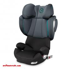 Кресло Cybex Solution Q2-fix Black Sea-black blue 515120013