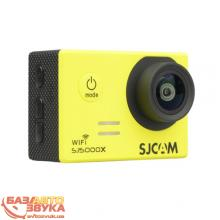 Камера для экстрима SJCAM SJ5000X Elite 4K yellow