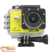 Камера для экстрима SJCAM SJ5000X Elite 4K yellow, Фото 3