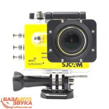 Камера для экстрима SJCAM SJ5000 Plus 2K yellow