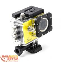 Камера для экстрима SJCAM SJ5000 Plus 2K yellow, Фото 11