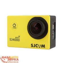 Камера для экстрима SJCAM SJ4000 WiFi yellow, Фото 10