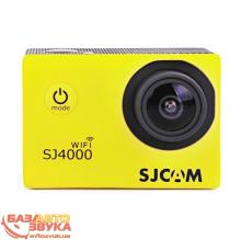 Камера для экстрима SJCAM SJ4000 WiFi yellow