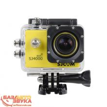 Камера для экстрима SJCAM SJ4000 WiFi yellow, Фото 12