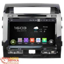 Штатная магнитола Incar AHR-2280 Toyota Land Cruiser 200 Android 4.4.4