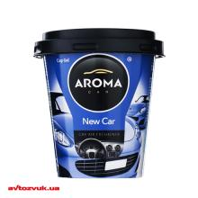 Ароматизатор Aroma Car Cup Gel New Car 92780 130г