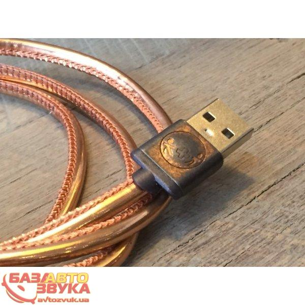 iPhone/iPod/iPad адаптер PlusUs Lifestar Premium Copper Foil Lightning to USB Cable 1m (LST2107100): отзывы, характеристики и фото
