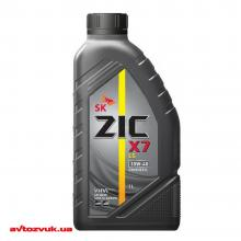 Моторное масло ZIC X7 LS 10W-40 1л