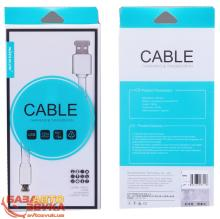 Автокабель NILLKIN Micro Cable - 0.3 M Grey 120см (6274406), Фото 3