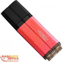Флеш память Verico USB 32Gb Cordial Red VP16-32GRV1E