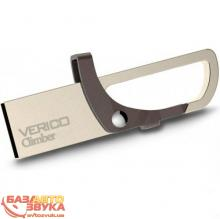 Флеш память Verico USB 4Gb Climber Gray VP51-04GTV1G