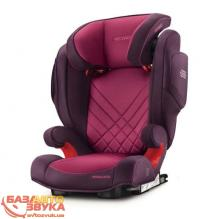 Детское автокресло RECARO Monza Nova 2 Seatfix Power Berry 6151.21508.66