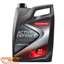 Моторное масло Champion Active Defence 10W40 B4, 4л