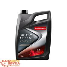Моторное масло Champion Active Defence 10W40 B4, 5л