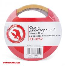 Скотч односторонний INTERTOOL KT-0952