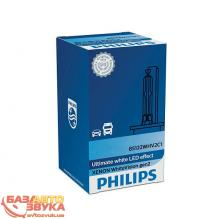 Ксеноновая лампа Philips WhiteVision gen2 D1S 5000К 35W 85415WHV2C1 (1шт.), Фото 3
