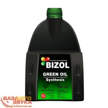 Моторное масло BIZOL Green Oil Synthesis 5W-40 1л B1040