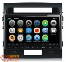 Штатная магнитола Sound Box SB-6710 для Toyota Land Cruiser 200