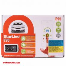 Автосигнализация Starline E95 BT 2CAN+LIN GSM, Фото 6