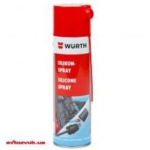 Смазка Wurth SILICON-SPRAY 0893221 500мл