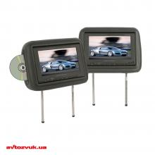 Монитор в подголовник Power Acoustik HDVD-9BK: Купить за 27643 грн