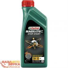 Моторное масло CASTROL MAGNATEC STOP-START 5W-30 A5 1л