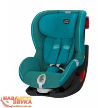 Кресло BRITAX-ROMER KING II LS BLACK SERIES Green Marble 2000025267