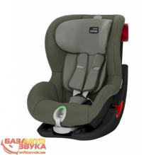Кресло BRITAX-ROMER KING II LS BLACK SERIES Olive Green 2000025266