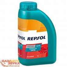 Моторное масло REPSOL ELITE COMMON RAIL 5W30 1L