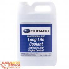 Антифриз Subaru Long life coolant G11 зеленый -80 °C SOA868V9210 3,78л