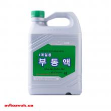 Антифриз Hyundai Long Life Coolant G11 зеленый -52°C 0710000400 4л