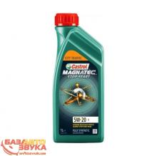 Моторное масло CASTROL MAGNATEC STOP-START 5W-20 E 1л